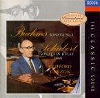 BRAHMS - Curzon - Sonate pour piano n°3 en fa mineur op.5