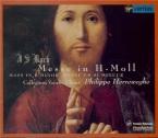BACH - Herreweghe - Messe en si mineur, pour solistes, choeur et orchestr