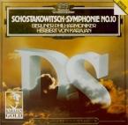 CHOSTAKOVITCH - Karajan - Symphonie n°10 op.93