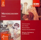 MENDELSSOHN-BARTHOLDY - Frühbeck de Bur - Elias, oratorio pour solistes