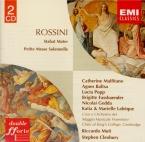 ROSSINI - Cleobury - Petite messe solennelle