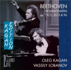 Oleg Kagan Edition vol.8