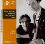 STRAUSS - Coppey - Sonate pour violoncelle et piano op.6