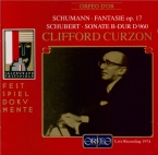 SCHUBERT - Curzon - Sonate pour piano en si bémol majeur D.960