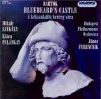 BARTOK - Ferencsik - Le château de Barbe-Bleue, opéra op.11 Sz.48