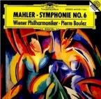 MAHLER - Boulez - Symphonie n°6 'Tragique'