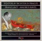 LISZT - Richter - Preludio, pour piano en do majeur S.139 - 1