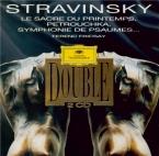 STRAVINSKY - Fricsay - Le sacre du printemps, ballet pour orchestre