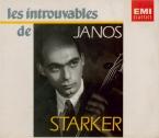 BACH - Starker - Suite pour violoncelle seul n°1 en sol majeur BWV.1007