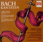 BACH - Rotzsch - Christ lag in Todes Banden, cantate pour solistes, chœu