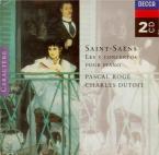 SAINT-SAËNS - Rogé - Concerto pour piano n°3 op.29