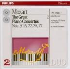 The Great Piano Concertos Vol.2