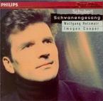SCHUBERT - Holzmair - Schwanengesang (Le chant du cygne), cycle de mélod