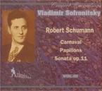 SCHUMANN - Sofronitsky - Carnaval, scènes mignonnes sur quatre notes pou Vol.3