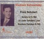 SCHUBERT - Sofronitsky - Sonate pour piano en la mineur op.posth.143 D.7 Vol.2