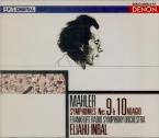 MAHLER - Inbal - Symphonie n°9 (import Japon) import Japon