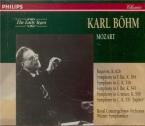 MOZART - Böhm - Symphonie n°26 en mi bémol majeur K.184 (K6.161a)