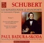 Sonates pour le piano-forte Vol.5