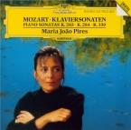 MOZART - Pires - Sonate pour piano n°5 en sol majeur K.283 (K6.189h)