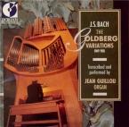 BACH - Guillou - Variations Goldberg, pour clavier BWV.988 version orgue