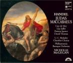 HAENDEL - McGegan - Judas Maccabaeus, oratorio HWV.63