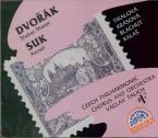 DVORAK - Talich - Stabat Mater, pour soprano, contralto, ténor, basse, c