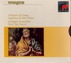LASSUS - Van Nevel - Larmes de St Pierre