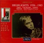 Highlights 1956-1985