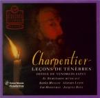 CHARPENTIER - Lesne - Leçons de Ténèbres du Vendredi Saint H.137