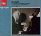 BEETHOVEN - Solomon - Sonate pour piano n°28 op.101