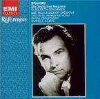 BRAHMS - Kempe - Ein deutsches Requiem (Un Requiem allemand), pour solis