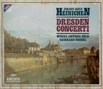 HEINICHEN - Goebel - Concertos de Dresde