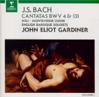 BACH - Gardiner - Christ lag in Todes Banden, cantate pour solistes, chœ