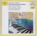 BRAHMS - Zukerman - Sonate pour alto et piano n°1 en fa mineur op.120 n°