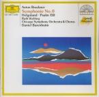 BRUCKNER - Barenboim - Symphonie n°0 en ré mineur WAB 100