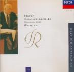 HAYDN - Richter - Sonate pour clavier en si mineur op.14 n°6 Hob.XVI:32