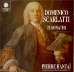 22 sonates pour clavecin
