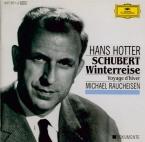 SCHUBERT - Hotter - Winterreise (Le voyage d'hiver) (Müller), cycle de m
