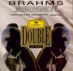 BRAHMS - Kempff - Deux rhapsodies pour piano op.79