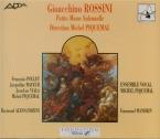 ROSSINI - Piquemal - Petite messe solennelle