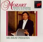 MOZART - Perahia - Sonate pour piano n°8 en la mineur K.310 (K6.300d)