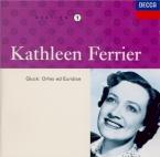 GLUCK - Ferrier - Orfeo ed Euridice : extraits