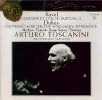 RAVEL - Toscanini - Daphnis et Chloé, suite d'orchestre n°2