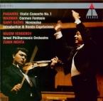 PAGANINI - Vengerov - Concerto pour violon n°1 en ré majeur op.6 M.S.21