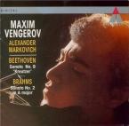 BEETHOVEN - Vengerov - Sonate pour violon et piano n°9 op.47 'Kreutzer'