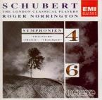 SCHUBERT - Norrington - Symphonie n°4 en do mineur D.417 'Tragique'