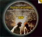 DEBUSSY - Abbado - Pelléas et Mélisande, drame lyrique avec orchestre L