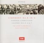 DVORAK - Barbirolli - Symphonie n°8 en sol majeur op.88 B.163