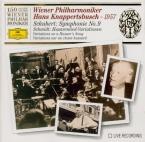 SCHUBERT - Knappertsbusch - Symphonie n°9 en do majeur D.944 'Grande'