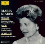 Mozart - Bach - Scarlatti